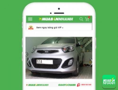 Xe ôtô Kia Picanto SXAT - sản phẩm đang bán trên mạng xã hội MuaBanNhanh