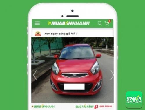 Xe ôtô Kia Picanto EXMT - sản phẩm đang bán trên mạng xã hội MuaBanNhanh