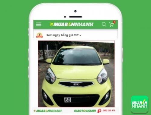 Xe ôtô Kia Picanto EX MTH - sản phẩm đang bán trên mạng xã hội MuaBanNhanh