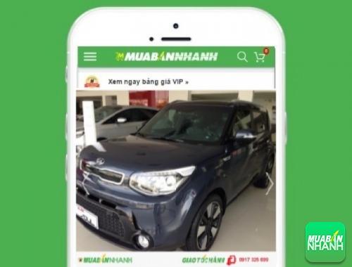 Xe ôtô Kia Soul - sản phẩm đang bán trên mạng xã hội MuaBanNhanh