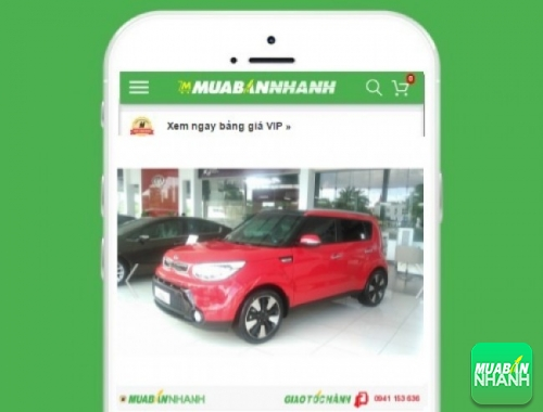 Xe ôtô Kia Soul Urban - sản phẩm đang bán trên mạng xã hội MuaBanNhanh