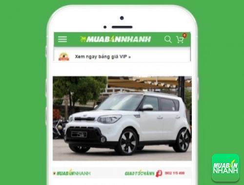 Xe ôtô Kia Soul Urban EV - sản phẩm đang bán trên mạng xã hội MuaBanNhanh