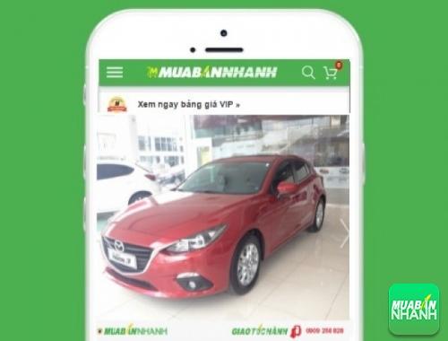 Xe ôtô Mazda - sản phẩm đang bán trên mạng xã hội MuaBanNhanh