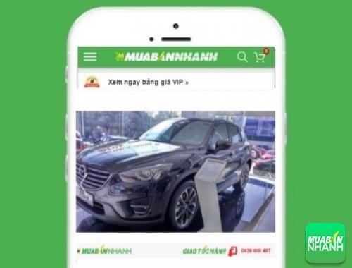 Xe ôtô Mazda CX-5 1 cầu 2.0 (4x2) - sản phẩm đang bán trên mạng xã hội MuaBanNhanh