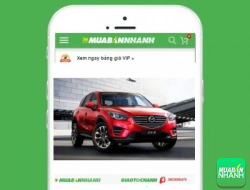 Xe ôtô Mazda CX-5 2 cầu 2.5 (4x4) - sản phẩm đang bán trên mạng xã hội MuaBanNhanh