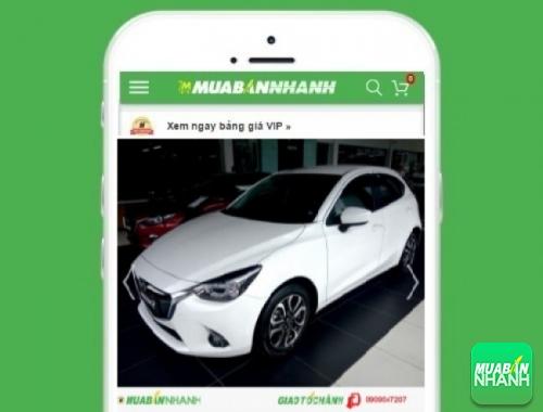 Xe ôtô Mazda 2 số tự động 6AT sedan - sản phẩm đang bán trên mạng xã hội MuaBanNhanh