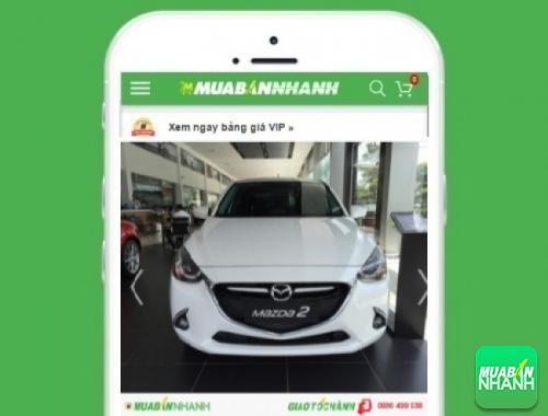 Xe ôtô Mazda 2 số tự động hatchback  - sản phẩm đang bán trên mạng xã hội MuaBanNhanh