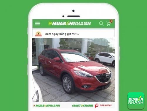 Xe ôtô Mazda CX-9 - sản phẩm đang bán trên mạng xã hội MuaBanNhanh