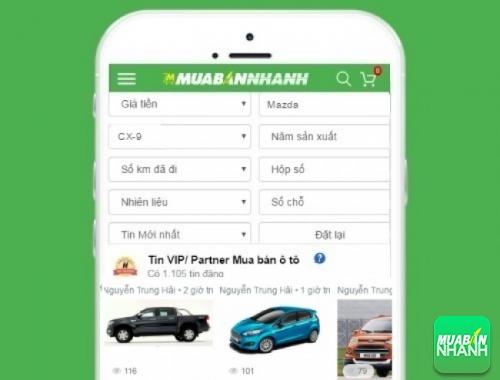 Tìm mua xe Mazda CX-9 hiệu quả trên Mạng xã hội MuaBanNhanh
