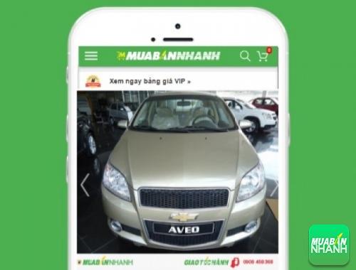 Xe ôtô Chevrolet Aveo LTZ 1.5 AT - sản phẩm đang bán trên mạng xã hội MuaBanNhanh