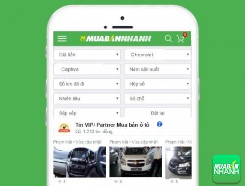 Tìm mua xe Chevrolet Spark hiệu quả trên Mạng xã hội MuaBanNhanh