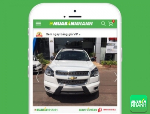 Xe ôtô Chevrolet Colorado LT 2.5 (số sàn 4x2) - sản phẩm đang bán trên mạng xã hội MuaBanNhanh