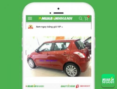 Xe ôtô Suzuki - sản phẩm đang bán trên mạng xã hội MuaBanNhanh