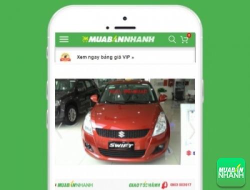 Xe ôtô Suzuki Swift sedan - sản phẩm đang bán trên mạng xã hội MuaBanNhanh