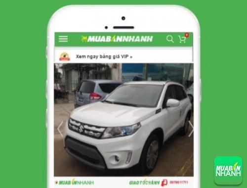 Xe ôtô Suzuki Vitara - sản phẩm đang bán trên mạng xã hội MuaBanNhanh