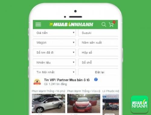 Tìm mua xe Suzuki Wagon hiệu quả trên Mạng xã hội MuaBanNhanh