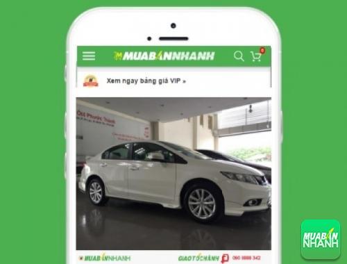 Xe ôtô Honda Civic Modulo 2.0 AT - sản phẩm đang bán trên mạng xã hội MuaBanNhanh