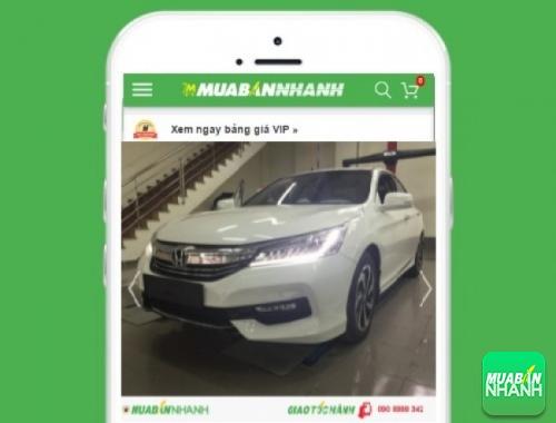 Xe ôtô Honda Accord - sản phẩm đang bán trên mạng xã hội MuaBanNhanh