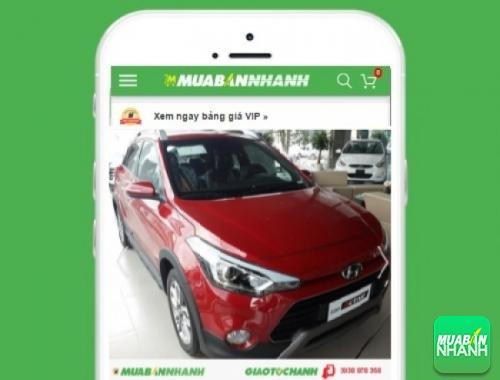 Xe ôtô Hyundai - sản phẩm đang bán trên mạng xã hội MuaBanNhanh