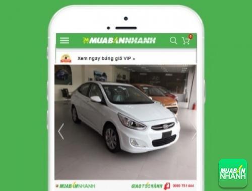 Xe ôtô Hyundai Accent 1.4 MT sedan - sản phẩm đang bán trên mạng xã hội MuaBanNhanh