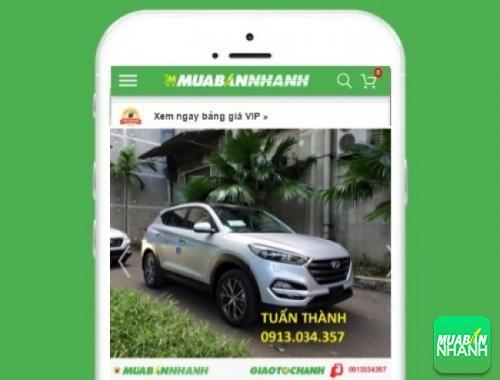 Xe ôtô Hyundai Tucson 2.0 AT đặc biệt - sản phẩm đang bán trên mạng xã hội MuaBanNhanh
