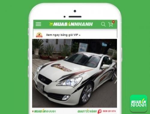 Xe ôtô Hyundai Genesis sedan - sản phẩm đang bán trên mạng xã hội MuaBanNhanh