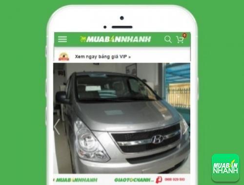 Xe ôtô Hyundai Starex 2.5 MT 6 chỗ máy dầu - sản phẩm đang bán trên mạng xã hội MuaBanNhanh