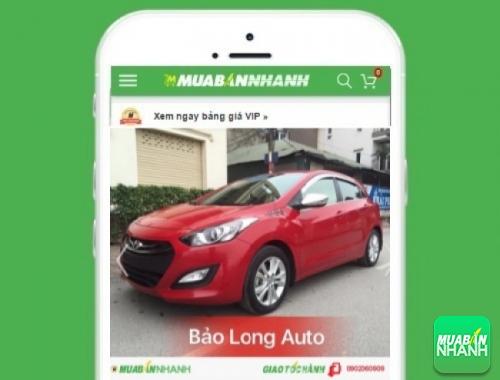 Xe ôtô Hyundai i30 - sản phẩm đang bán trên mạng xã hội MuaBanNhanh