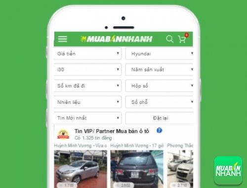Tìm mua xe ôtô Hyundai i30 hiệu quả trên Mạng xã hội MuaBanNhanh