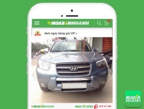 Xe ôtô Hyundai SantaFe 5 chỗ máy dầu - sản phẩm đang bán trên mạng xã hội MuaBanNhanh