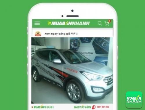 Xe ôtô Hyundai SantaFe 2.2L 7 chỗ máy dầu - sản phẩm đang bán trên mạng xã hội MuaBanNhanh