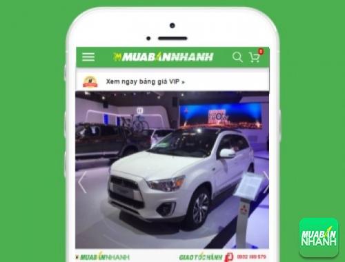 Xe ôtô Mitsubishi - sản phẩm đang bán trên mạng xã hội MuaBanNhanh