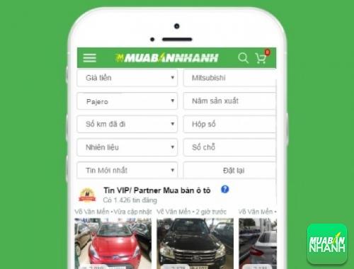 Tìm mua xe ôtô Mitsubishi Pajero hiệu quả trên Mạng xã hội MuaBanNhanh