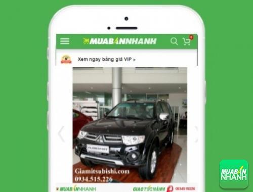 Xe ôtô Mitsubishi Pajero 2.5 Sport MT (máy dầu) - sản phẩm đang bán trên mạng xã hội MuaBanNhanh