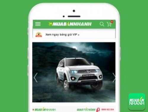 Xe ôtô Mitsubishi Pajero 3.0 Sport AT (4x2) máy xăng - sản phẩm đang bán trên mạng xã hội MuaBanNhanh