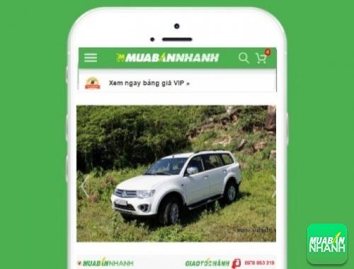 Xe ôtô Mitsubishi Pajero 3.0 Sport AT (4x4) máy xăng - sản phẩm đang bán trên mạng xã hội MuaBanNhanh