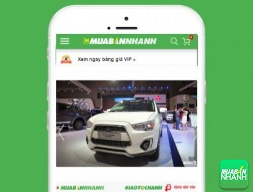 Xe ôtô Mitsubishi Outlander 2.0 Sport CVT Premium - sản phẩm đang bán trên mạng xã hội MuaBanNhanh
