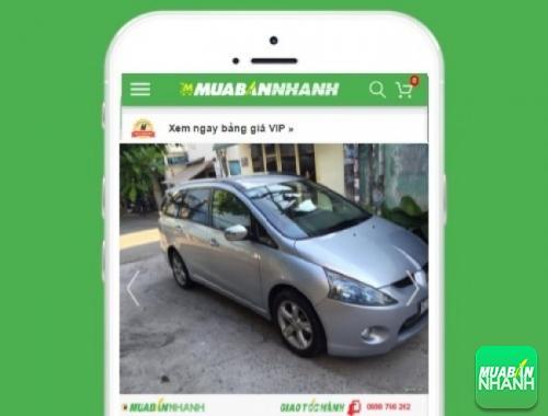 Xe ôtô Mitsubishi Grandis 2.4L Limited  AT - sản phẩm đang bán trên mạng xã hội MuaBanNhanh