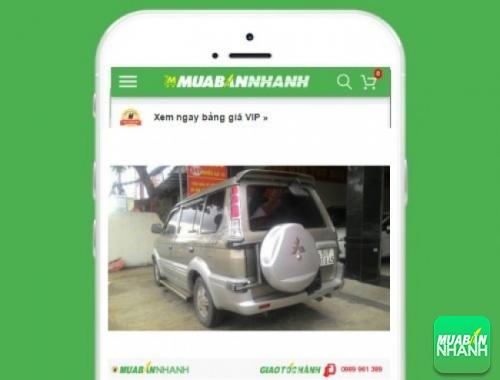 Xe ôtô Mitsubishi Jolie MB - sản phẩm đang bán trên mạng xã hội MuaBanNhanh
