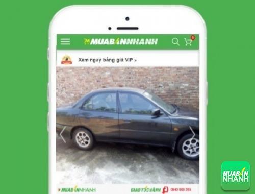 Xe ôtô Mitsubishi Lancer 2.0L - sản phẩm đang bán trên mạng xã hội MuaBanNhanh