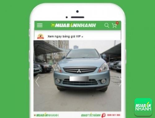 Xe ôtô Mitsubishi Zinger - sản phẩm đang bán trên mạng xã hội MuaBanNhanh