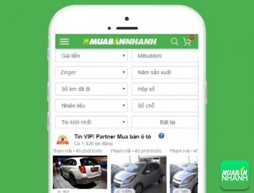Tìm mua xe ôtô Mitsubishi Zinger hiệu quả trên Mạng xã hội MuaBanNhanh