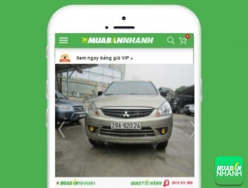 Xe ôtô Mitsubishi Zinger GLS - sản phẩm đang bán trên mạng xã hội MuaBanNhanh