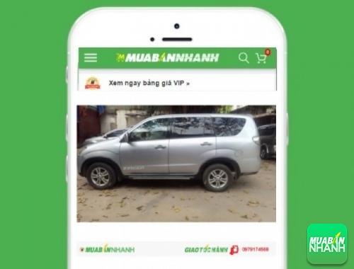 Xe ôtô Mitsubishi Zinger Supremacy GLS - sản phẩm đang bán trên mạng xã hội MuaBanNhanh