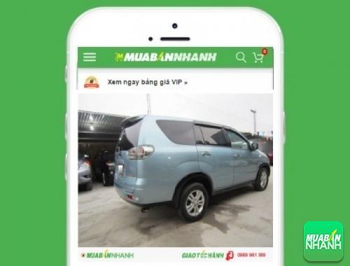 Xe ôtô Mitsubishi Zinger Supremacy GLS AT - sản phẩm đang bán trên mạng xã hội MuaBanNhanh