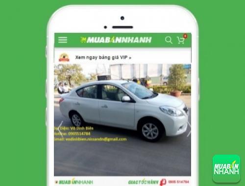 Xe ôtô Nissan Sunny 1.5 L MT - sản phẩm đang bán trên mạng xã hội MuaBanNhanh