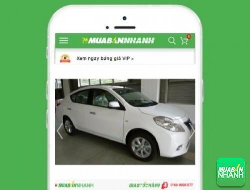 Xe ôtô Nissan Sunny 1.5 XV AT - sản phẩm đang bán trên mạng xã hội MuaBanNhanh