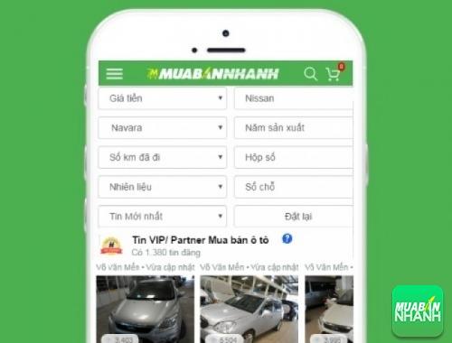 Tìm mua xe ôtô Nissan Navara hiệu quả trên Mạng xã hội MuaBanNhanh