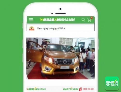 Xe ôtô Nissan NP 300 Navara EL 4x2 AT - sản phẩm đang bán trên mạng xã hội MuaBanNhanh