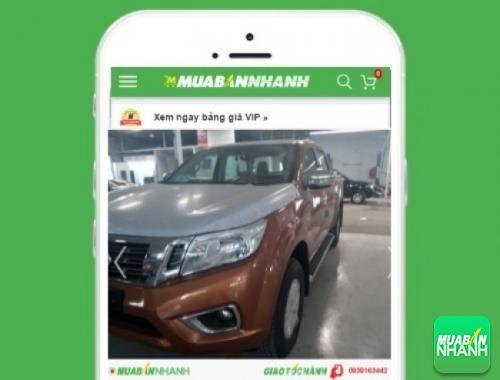 Xe ôtô Nissan NP 300 Navara SL 4x4 MT - sản phẩm đang bán trên mạng xã hội MuaBanNhanh